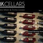 The BK Cellars remodel project has been completed in Escondido California
