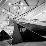 Hong Kong Polytechnic University Interactive Exhibit, Zaha Hadid
